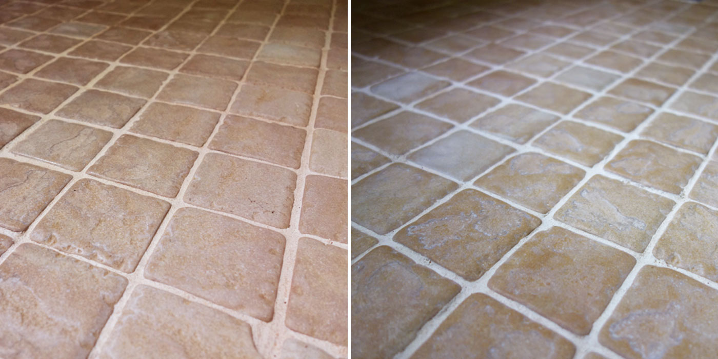 Best Cleaner For Pink Mold On Bathroom Grout Curious Nut - Clean tile floors without residue