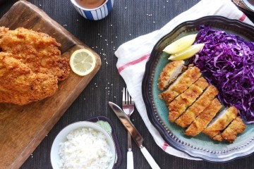 Tonkatsu Japanese Fried Pork