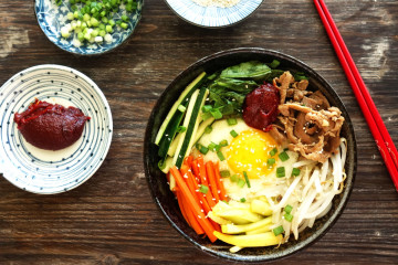 Bibimbap Korean Mixed Rice