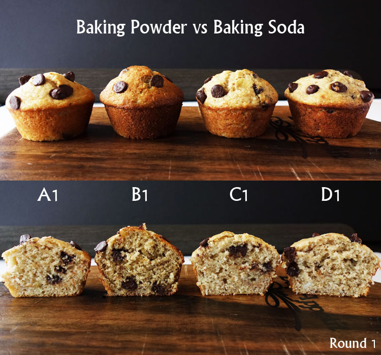 baking powder soda kue