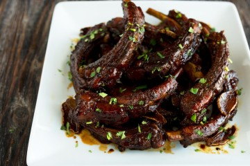 Braised Soy Vinegar Ribs