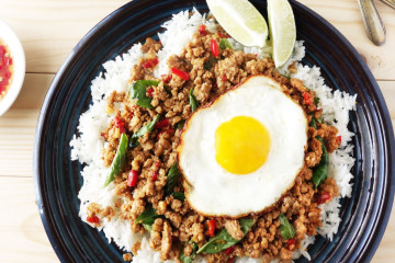 Thai Holy Basil Pork