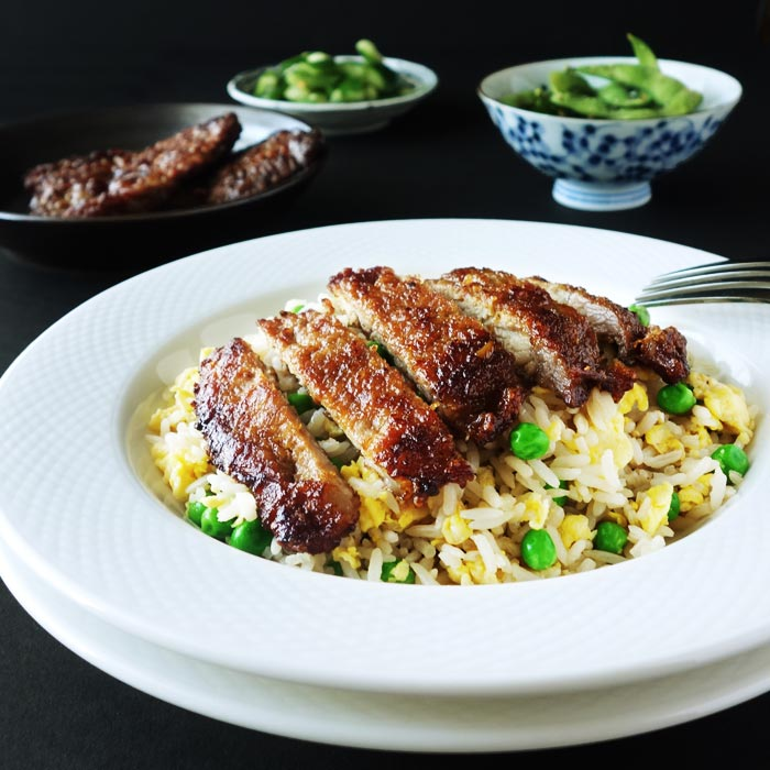 Taiwanese Style Pork Chop, a classic & popular Taiwan dish. Tender & juicy pork marinated in a simple, flavorful sauce & pan fried to a velvety finish.