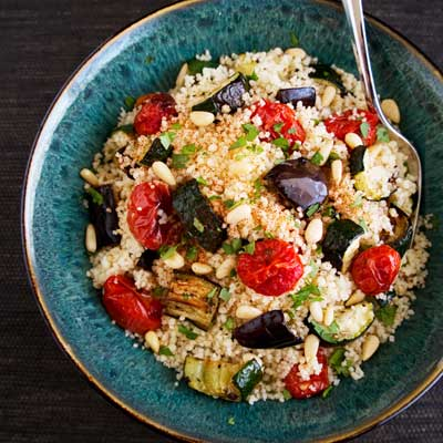 Roasted Veg Couscous