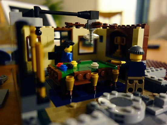 Lego Detective's Office (4)