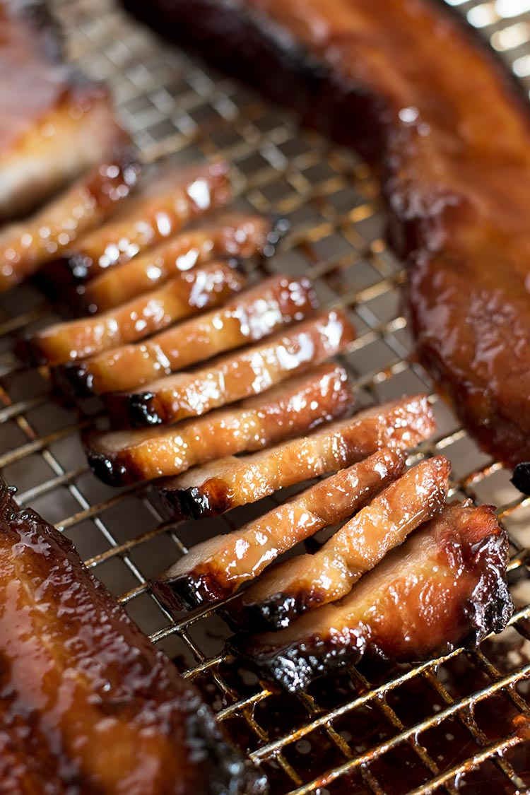 Chinese Bbq Pork Char Siu Curious Nut