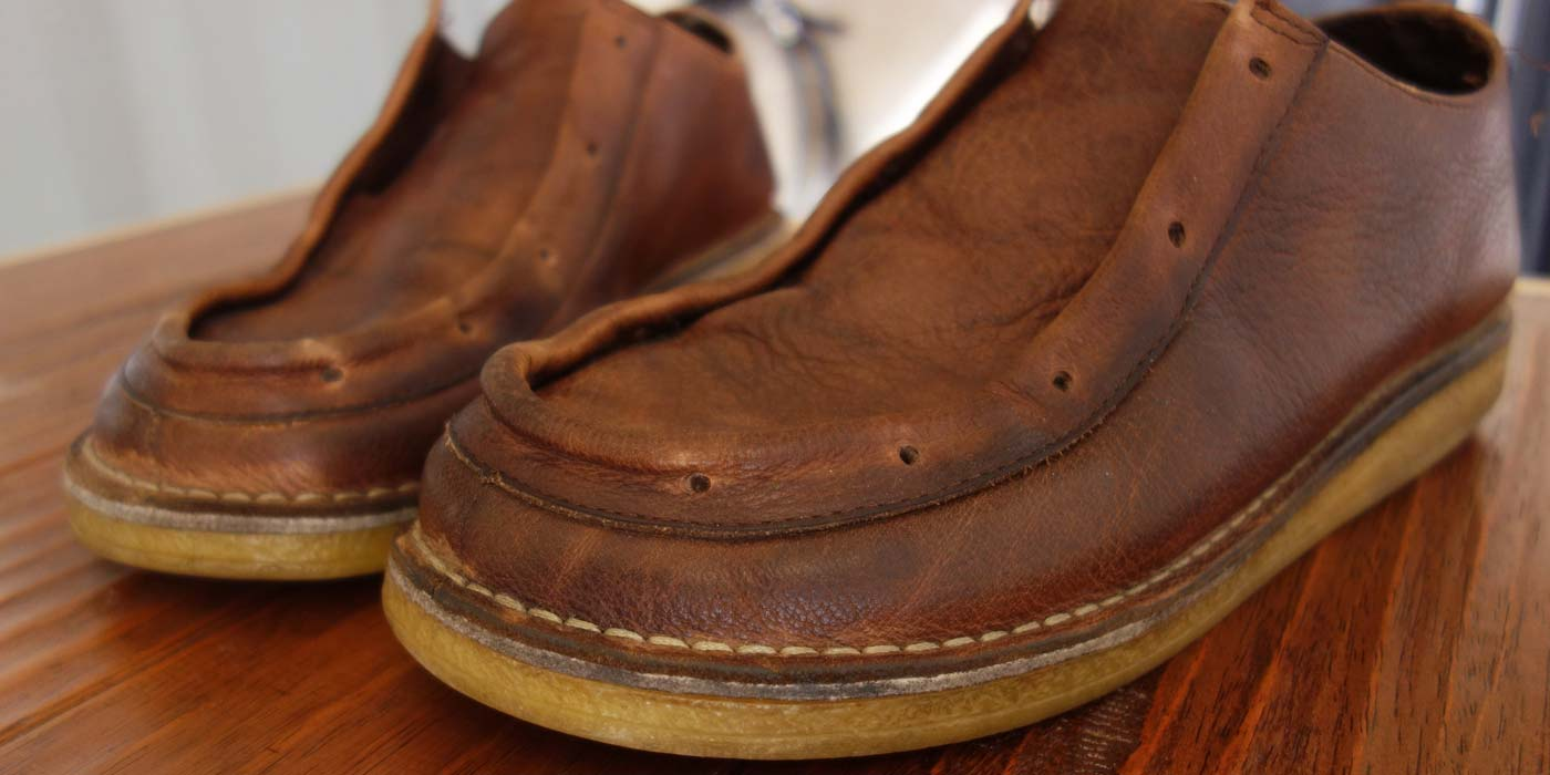Make Old Leather Shoes New Again Curious Nut
